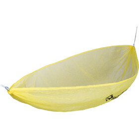 Sea to Summit Ultralight Hammock Set Single yellow
